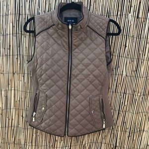 Active USA Women's Quilted Padding Vest